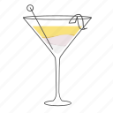 alcohol, beverage, cocktail, drink, kamikaze icon