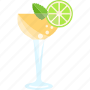 coctails, drink, lime, mint icon