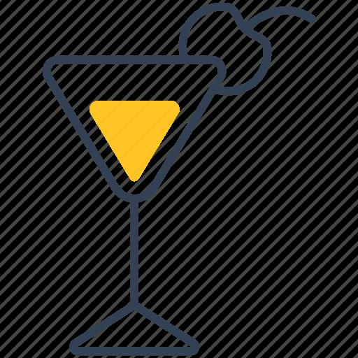 cocktail, cosmopolitan, food icon
