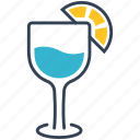 cocktail, sparkling, suze icon