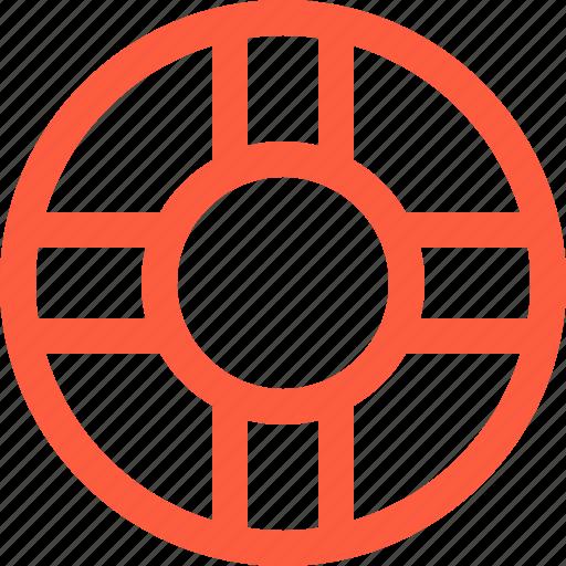 backup, form, programming, round, save, shape, wheel icon