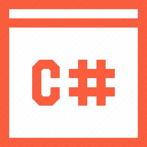 c, coding, language, programming, window icon