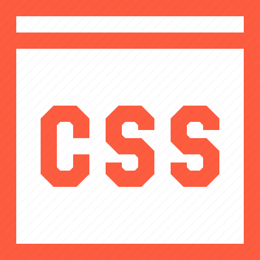 browser, cascading, coding, css, sheets, style, window icon