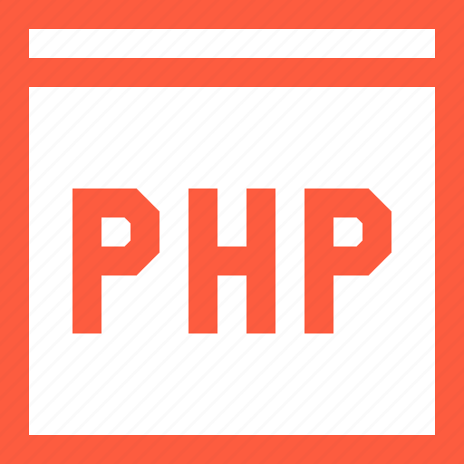 code, coding, language, php, programming, window icon