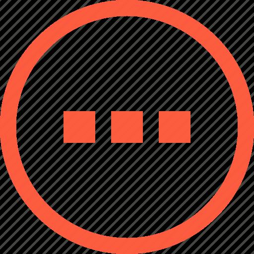 expand, function, menu, options, process, shape icon