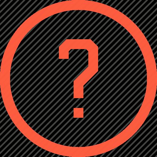 ask, faq, feedback, mark, question, secret, unknown icon