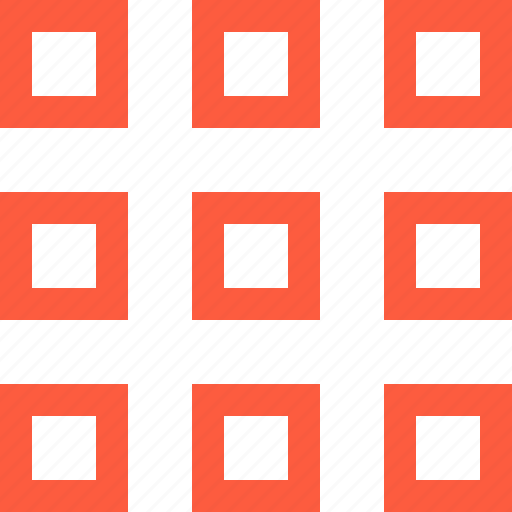 apps, blocks, pattern, rectangle, square, structure icon