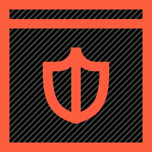antivirus, armor, defence, security, shield, web, window icon