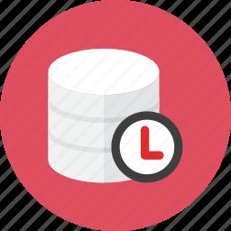 database, task icon
