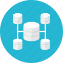 databse, network icon