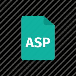 asp, file icon