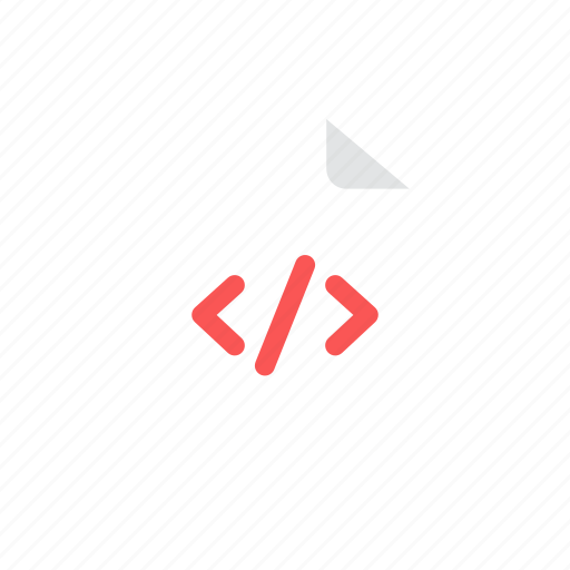 2, coding, file icon