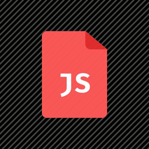 file, js icon