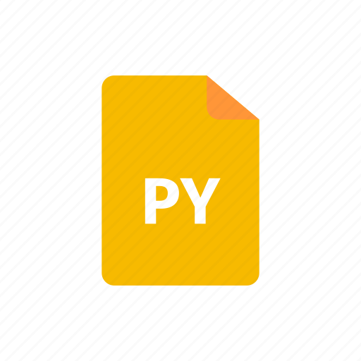 file, py icon