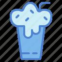dessert, drink, milkshake, soda icon