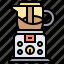 blender, coffee, electric, grinder, mixer