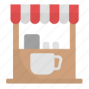 coffee, cafe, store, shop