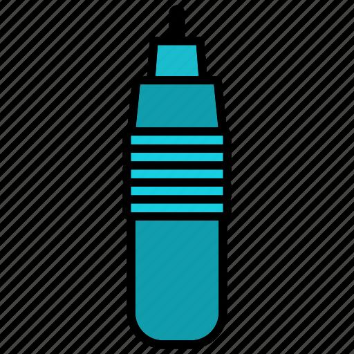 bottle, cafe, coffee, drink, fresh, office, work icon