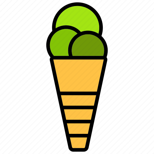 cafe, coffee, cool, cream, ice cream, office, work icon