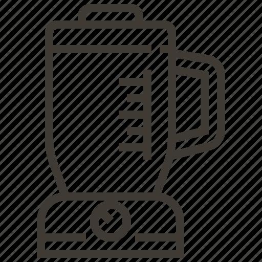 blender, cook, kitchen, utensil icon