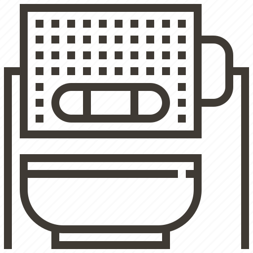 beverage, coffee, coffee machine, drink icon