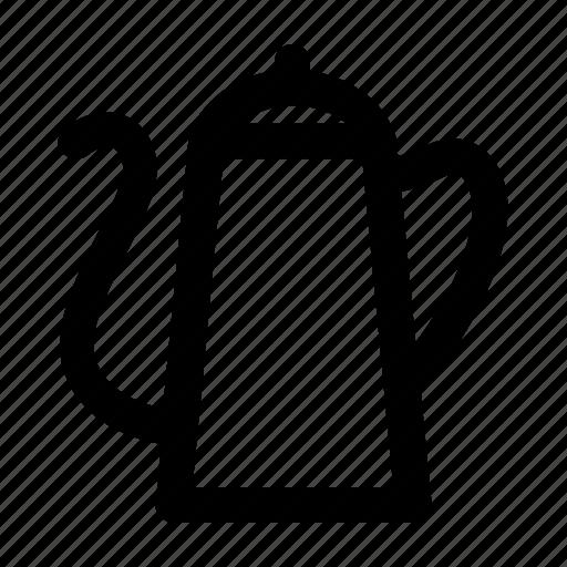 beans, coffee, coffee pot, espresso, hot, machine, mocha icon