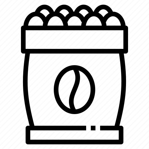 beans, beverage, coffee, drink, seed icon