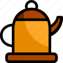 coffee, drink, hot, pot, tea icon