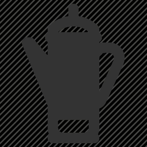 brewer, coffee, maker, percolator icon