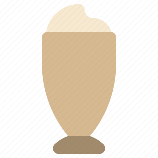 coffee, decaf, frappe, iced icon