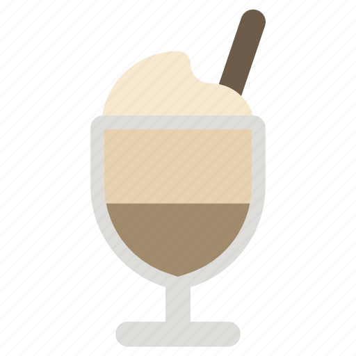 Coffee, decaf, frappe, frappuccino icon - Download on Iconfinder