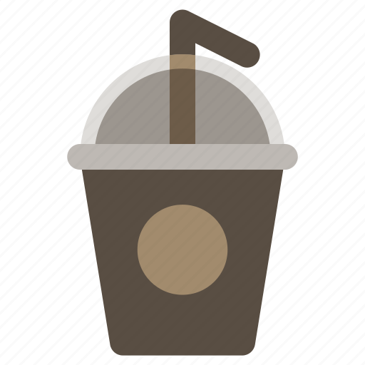 coffee, cup, milkshake, shake icon