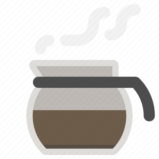 carafe, coffee, kitchenware, server icon