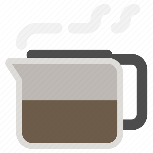 carafe, coffee, decanter, kitchenware icon