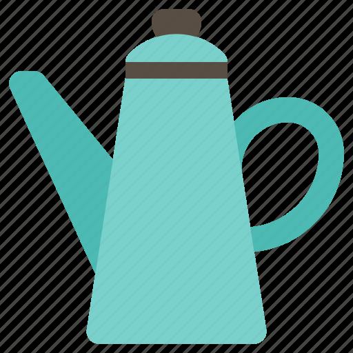 Kettle, kitchenware, tableware, water icon - Download on Iconfinder