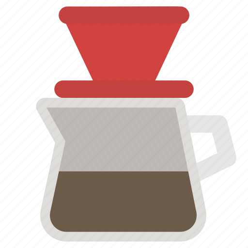 clever, coffee brewer, coffee dripper, coffee maker icon