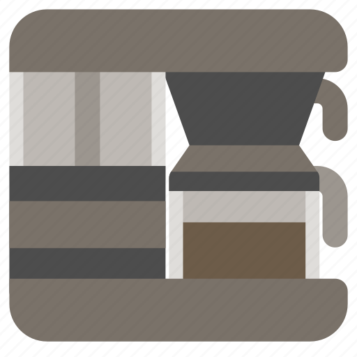 Automatic, coffee, machine, maker icon - Download on Iconfinder