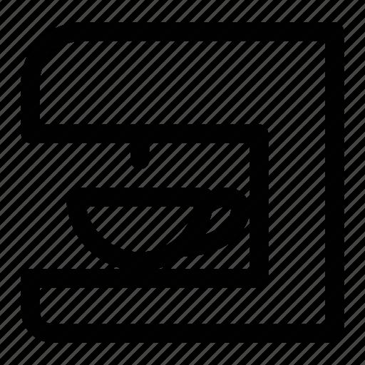 coffee, coffee maker, machine icon