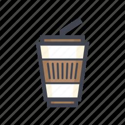beverage, breakfast, coffee, drink, restaurant, tea icon