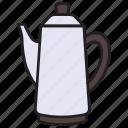 coffee, percolator, maker, drip