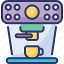 automatic, coffee, espresso, filter, machine, maker, vending