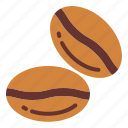 bean, coffee, seeds icon