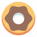 donut, doughnut, food, sweet icon