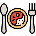breakfast, food, lunch, meal icon