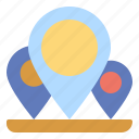 holder, location, map, place, point, pointer icon