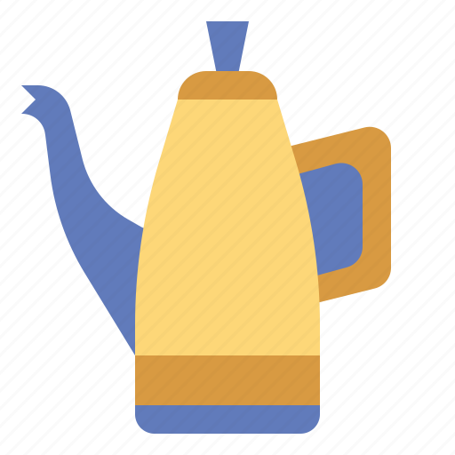drink, hot, household, kitchen, percolator, restaurant, ware icon