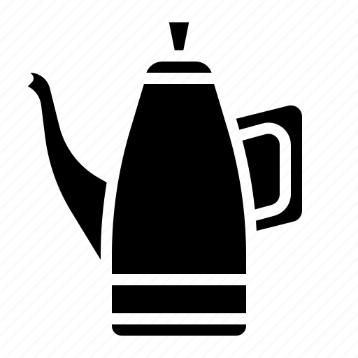 drink, food, hot, household, kitchen, percolator, ware icon