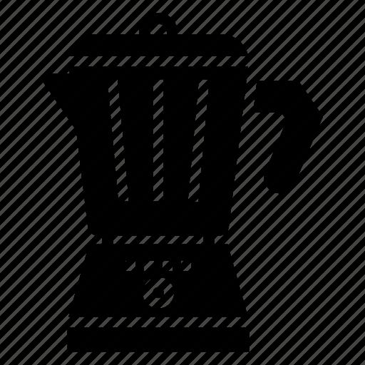 coffee blender, coffee grinder, coffee maker, coffee mixer, juicer blender icon