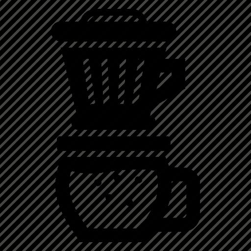barista tool, brewing method, coffee chemex, coffee dripper, coffee filter, coffee maker icon