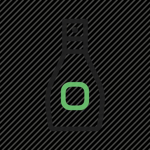Syrup, bottle, jar, sweet icon - Download on Iconfinder